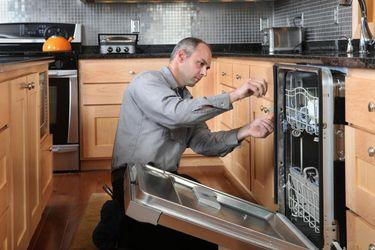 Installing new appliance is on new home checklist